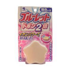ブルーレットドボン2倍 無色の水 石鹸の香り 120g