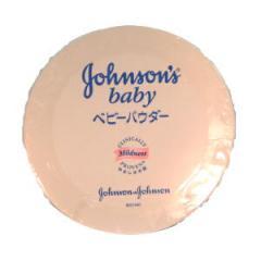 ジョンソンベビー ベビーパウダープラスチック缶 140g